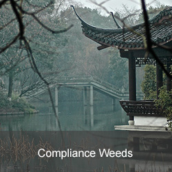 Compliance Weeds